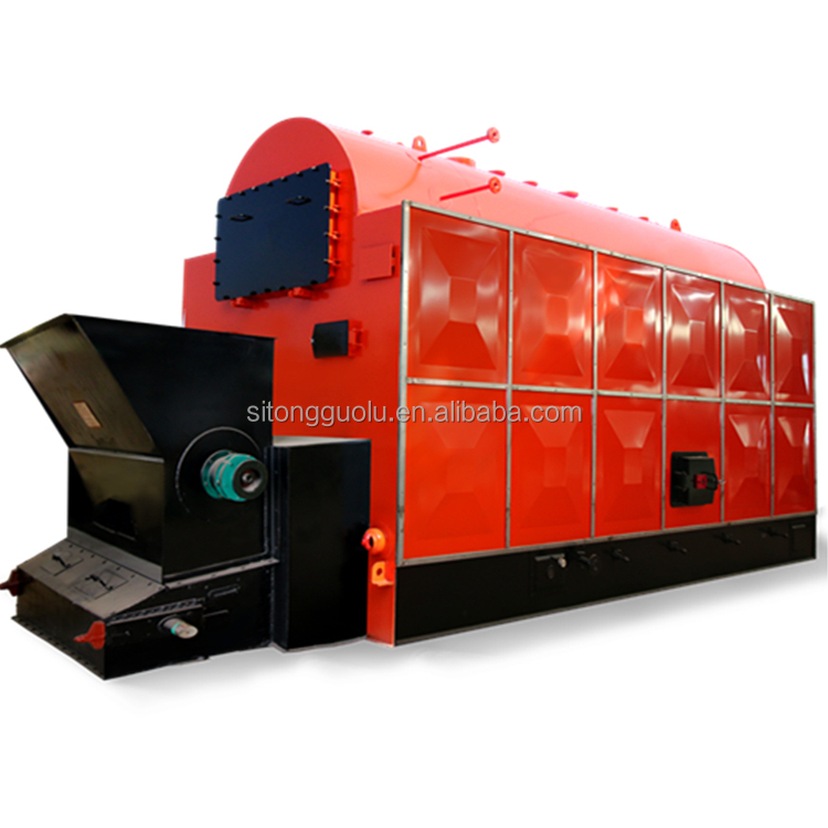 Advanced Technique Horizontal Coal Fired Boiler for Sale, Coal fired Boiler