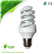new style indoor E27 14W full spiral led corn bulb