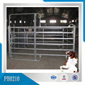 Oval Rail Livestock Horse Corral Yard Panels