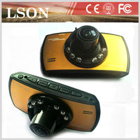Factory Low Price LSON828 Carcam HD Car DVR With G-Sensor