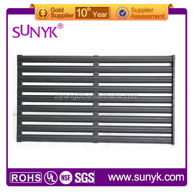 Universal Cast Iron Cooking Replacement Gas bbq grill grates
