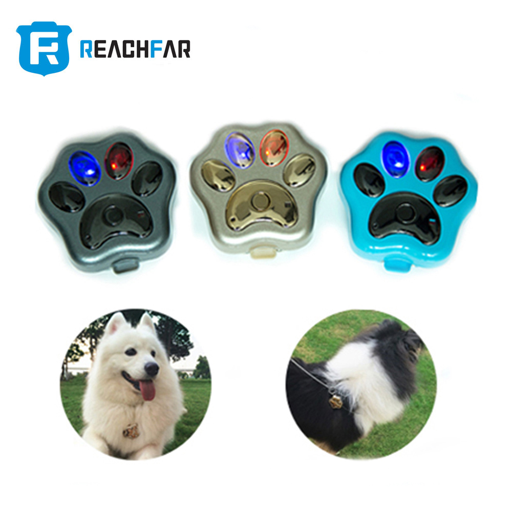 world smallest waterproof pet trakcer gps tracking devices for mini dog cat led light GPS tracker