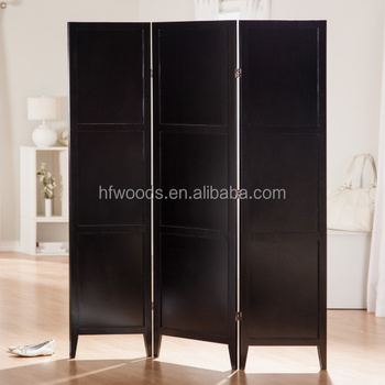 Black hot selling wholesale Dubai room divider screen
