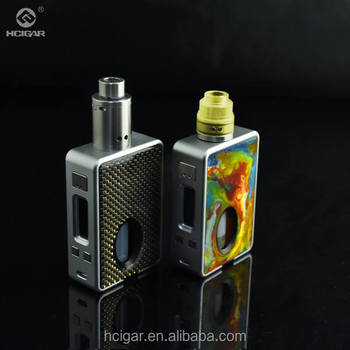 2017 HCigar the first one squonk mod VT inbox good design vapor device