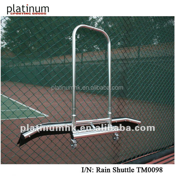 2017 Version Rain Shuttle for Tennis Court / Water Squeeze (TM0098, all aluminum)