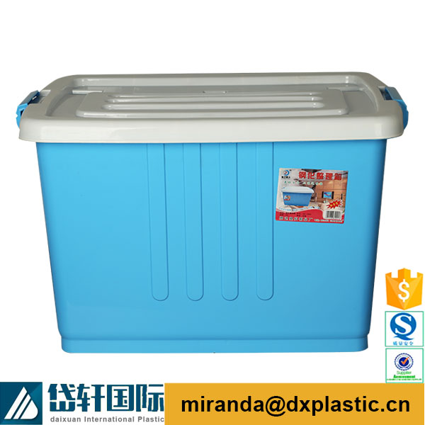 Stackable Modular Plastic Food Storage Box/Container boxes