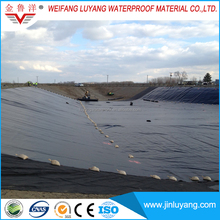 factory price EPDM Impermeable membrane for pool liner