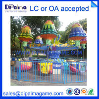32p luxury amusement park ride entertainment equipment jellyfish