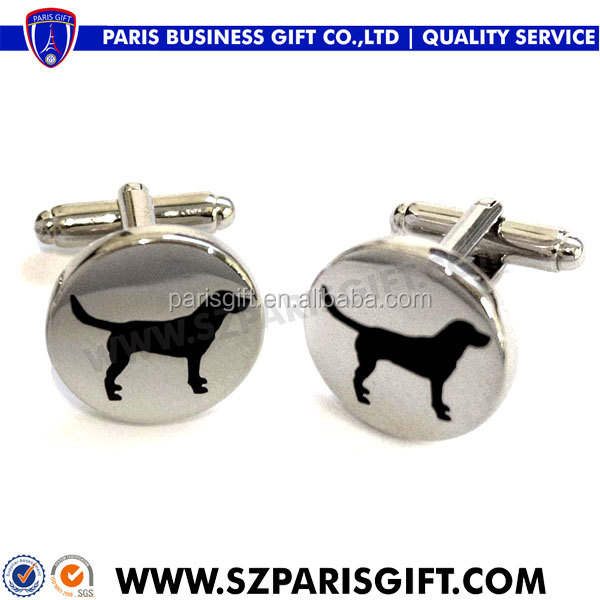 Cufflink manufacturer make custom bulk metal cufflinks with epoxy