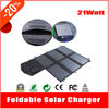 21W solar panel camping equipment stand