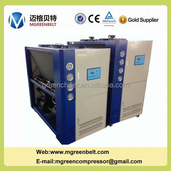 Industrial Glycol Vegetable Water Chiller