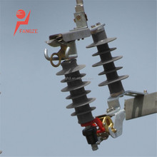 Outdoor Polymer Surge Arrester Lightning/Zn Oxide Surge Arrester