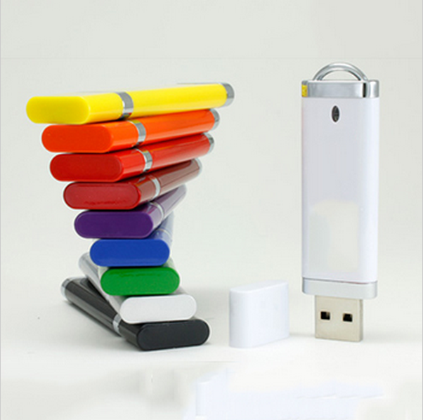 1 year warranty large capacity usb flash drive common plastic USB pen drive
