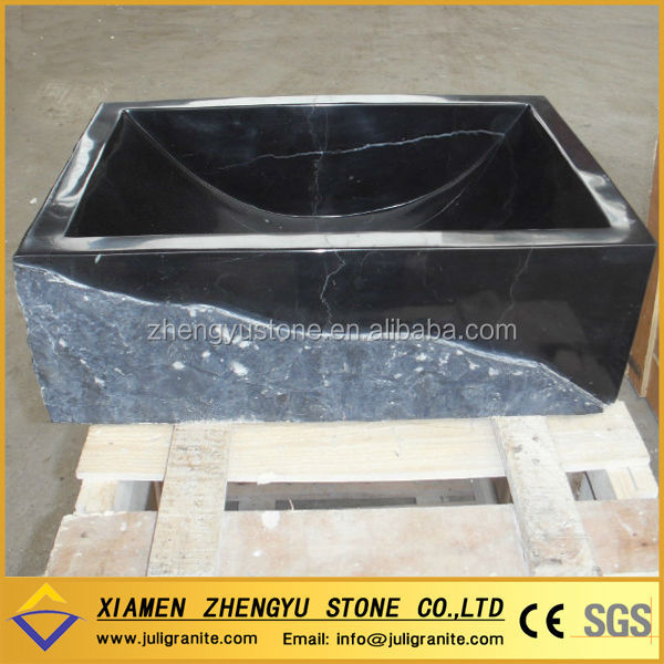 Natural Stone Sink,Round Stone Basin for Bathroom Use