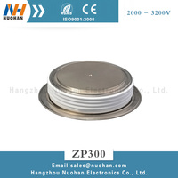 ZP300 2000~3200 300A high voltage diode capsule type recovery rectifier diode