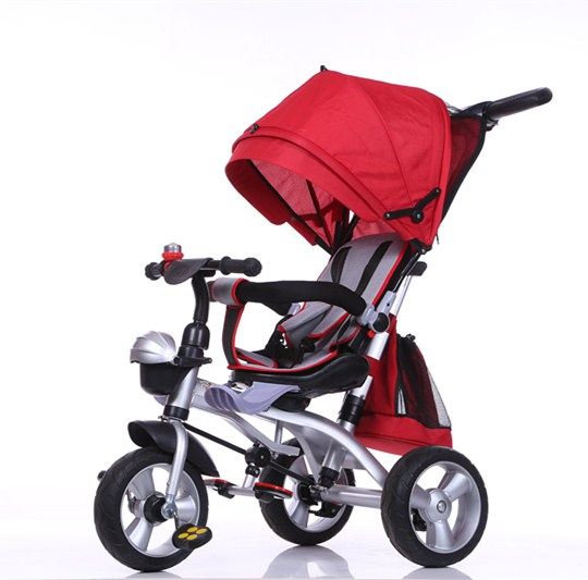 Best quality kids trike price / kids tricycle factory / child stroller trike
