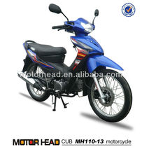 New 110cc 120cc 125cc engine Asia cub moped scooter MH110-13 motorcycle