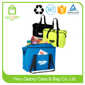 Customize polyester shoulder style food use fitness fresh lunch bag