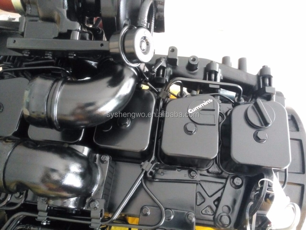China high quality 6 cylinder 170 hp SO13880E B170 33 diesel engine for sale