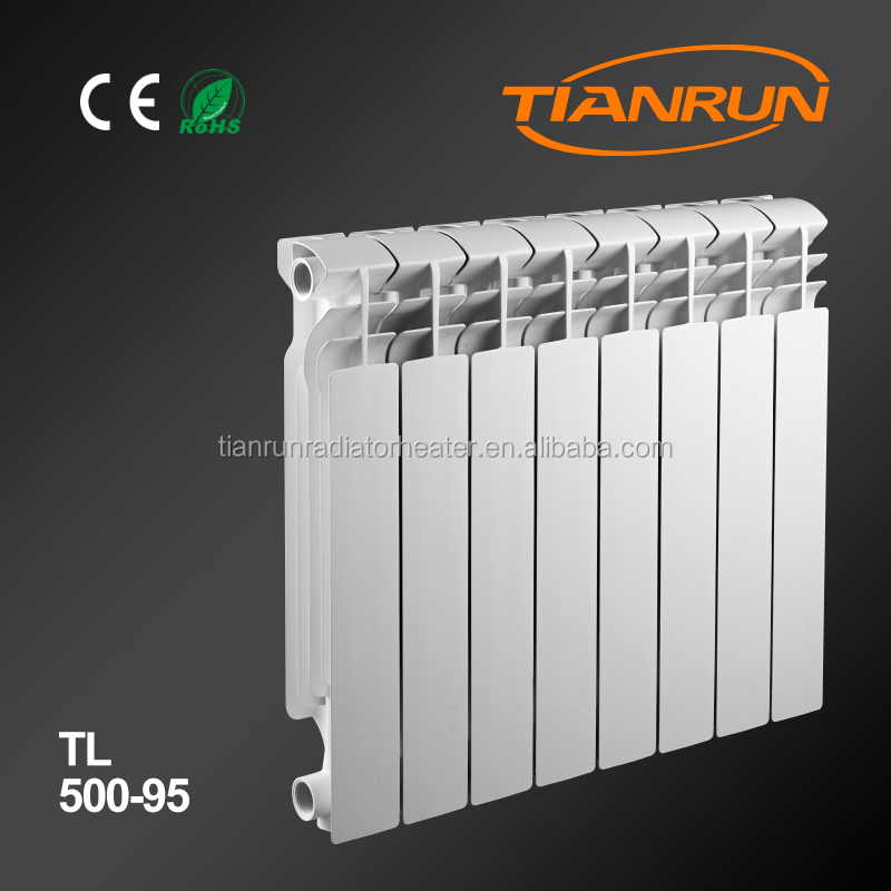 Hot selling In Russia Wall Mounted Hot Water Heater aluminum radiator