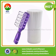 PP Bristle Nylon 66 Synthetic Hair Brush Fiber