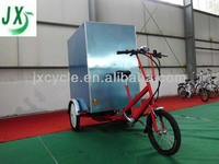 high quality enclosed electric tricycle scooters for cargo