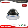 lowest price Best Selling HD AHD Plastic dome home cctv camera