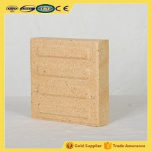 Cheap square brick with quality guarantee