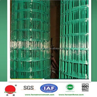 "2016 the best selling 1/2"" epoxy coated green welded wire mesh"