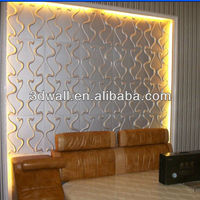 malm 2015 bamboo fiber material curved interior decoration 3d wallpaper