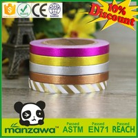 Wholesale adhesive washi tape decorated envelopes 2015 romania washi tape wrapping paper adhesivee tape