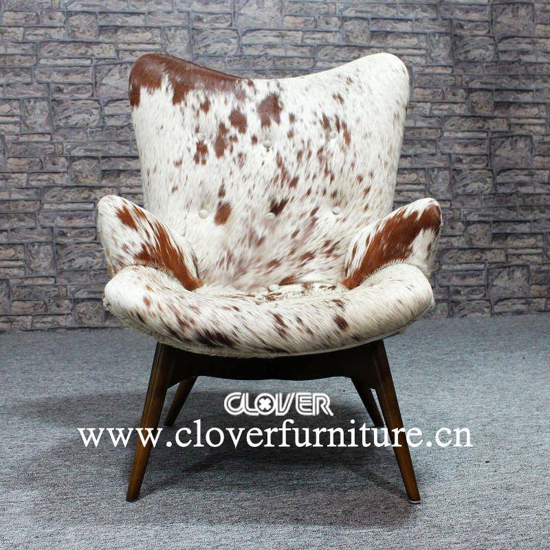 replica grant featherstone chaise peau de vache chaises de salon id de produit 672721554 french. Black Bedroom Furniture Sets. Home Design Ideas