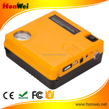 Low MOQ OEM multifunction 16800mah best car starter with air compressor
