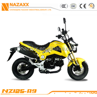 NZ125-R9 2016 New 125cc Barato Proeminenter MINI Adults Fashion Motorcycle/Motocicleta