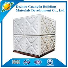 Hot selling Fire water tank hot-dipped galvanized pressed steel water tank Ten brands