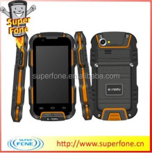 LMV9 4.02 inch MTK6589 Quad-Core1.2G dual camera 0.3mp+8.0mp Android 4.2 3G wifi smart phone rugged waterproof cell phone