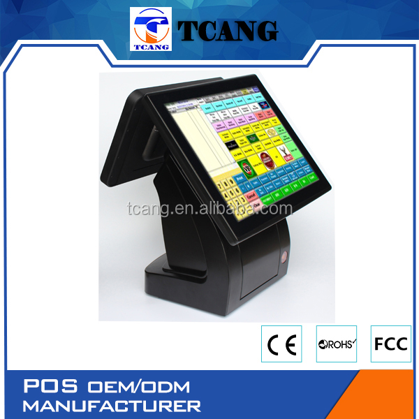 Tuocang TA-TOUCH-I7 Trade Assurance AUTHORIZED POS RESELLER