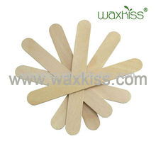 (A grade) disposable waxkiss brand sterile adult medical wooden spatula for hair removal use