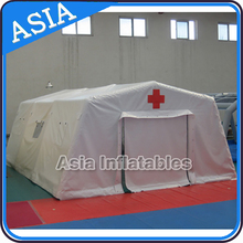 Emergency Inflatable Medical Tent, Mobile Hospitals Shelters, Inflatable Tent Hospitals