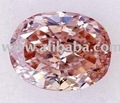 4.07 Ct Fancy Browny Orangish Pink color Diamond