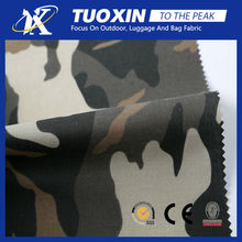 65 polyester 35 cotton fabric rip stop camouflage