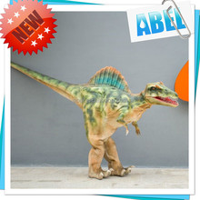 Hot sale high quality animated t-rex inflatable costume dinosaur walking on sale