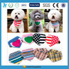 Cute Cloth Pinafore For Dog pet collar with plastic buckle
