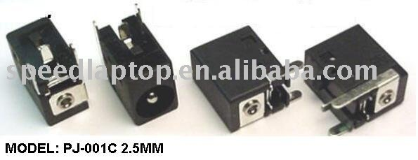DC jack power jack power connector for MTECH N340S8