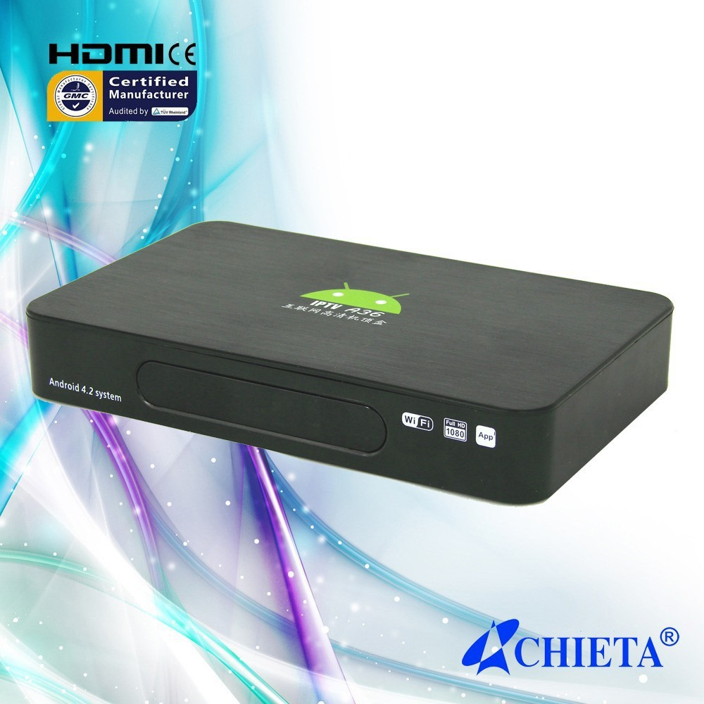 Quad Core Android OTT TV BOX Amlogic S805 with WIFI