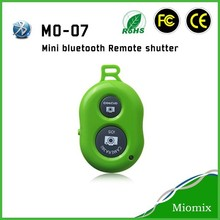 Bluetooth Remote Control Camera Shutter Wireless Controller for IOS/Android