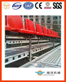 grandstand environmental bleacher stadium equipment bleachers seating with certificate