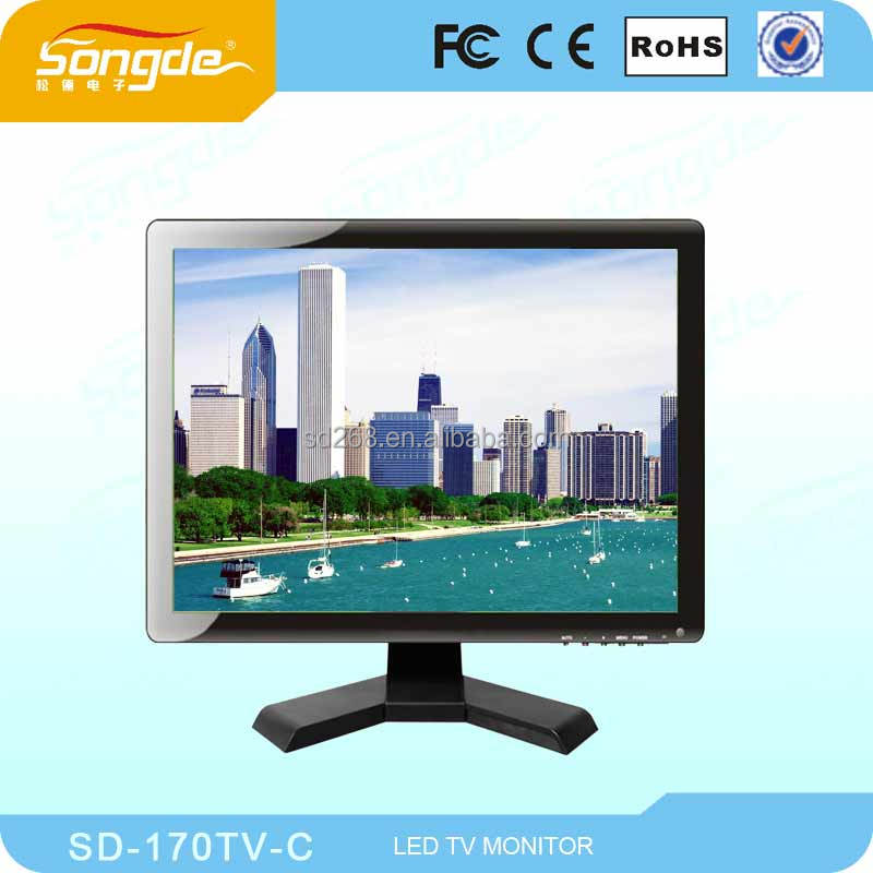 7 8 9 10 12 15 17 19 21.5 Inch Oem Small Size Pc Lcd Monitor