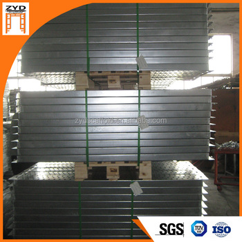 Scaffold Steel Plank With Dimensions