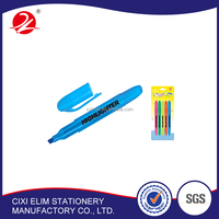 china stationery JL-216 highlighter graphic marker scented fluorescent pen